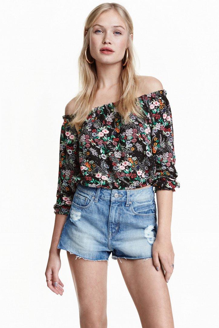 На заметку: 10 классных рубашек и блузок дешевле 60 евро фото №5