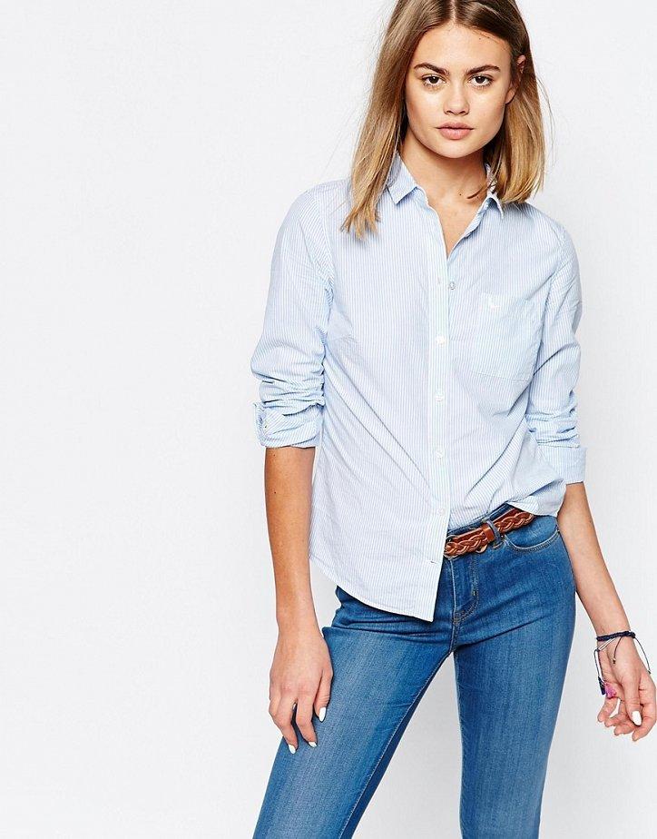 На заметку: 10 классных рубашек и блузок дешевле 60 евро фото №2