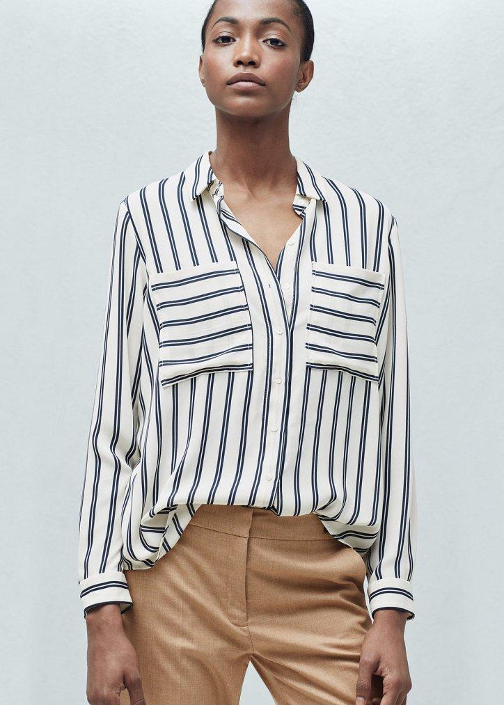 На заметку: 10 классных рубашек и блузок дешевле 60 евро фото №6