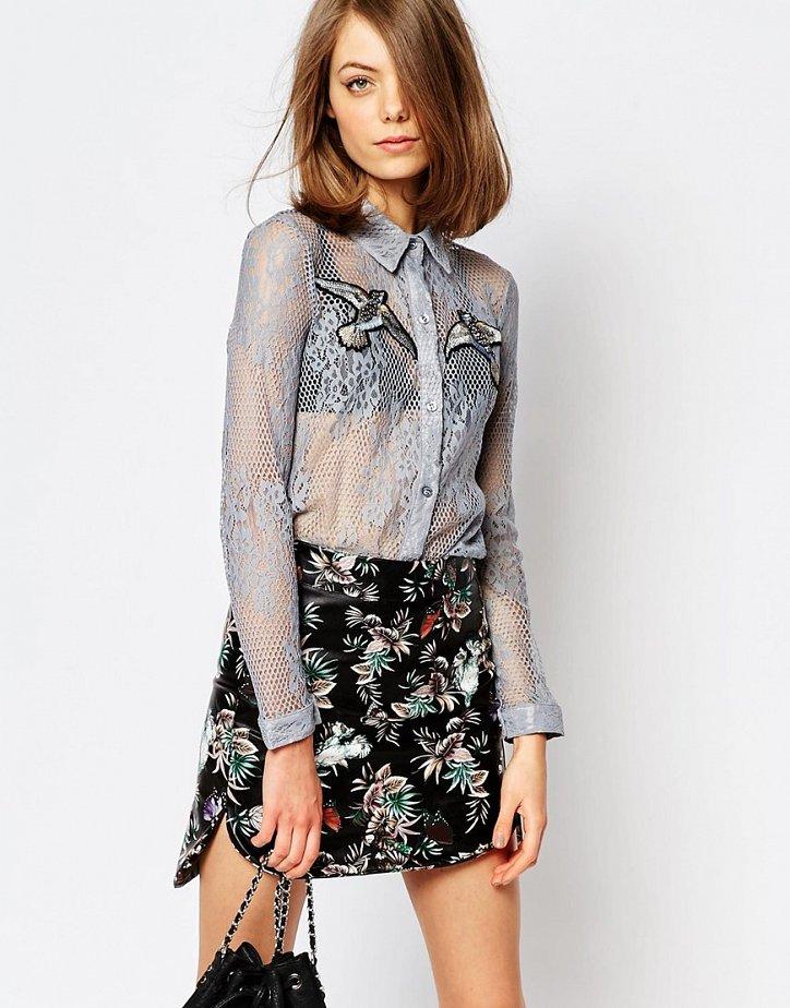 На заметку: 10 классных рубашек и блузок дешевле 60 евро фото №4