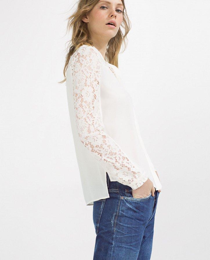 На заметку: 10 классных рубашек и блузок дешевле 60 евро фото №8