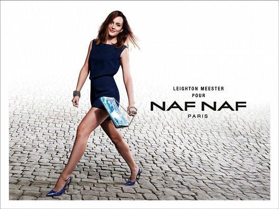 NAF NAF весна-лето 2014 фото №43