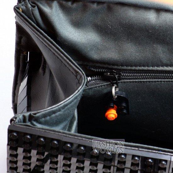 Необычная сумка Hermes Birkin Lego фото №5