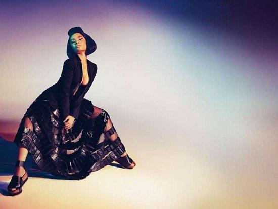 Ники Минаж в рекламной кампании Roberto Cavalli весна-лето 2015 фото №5