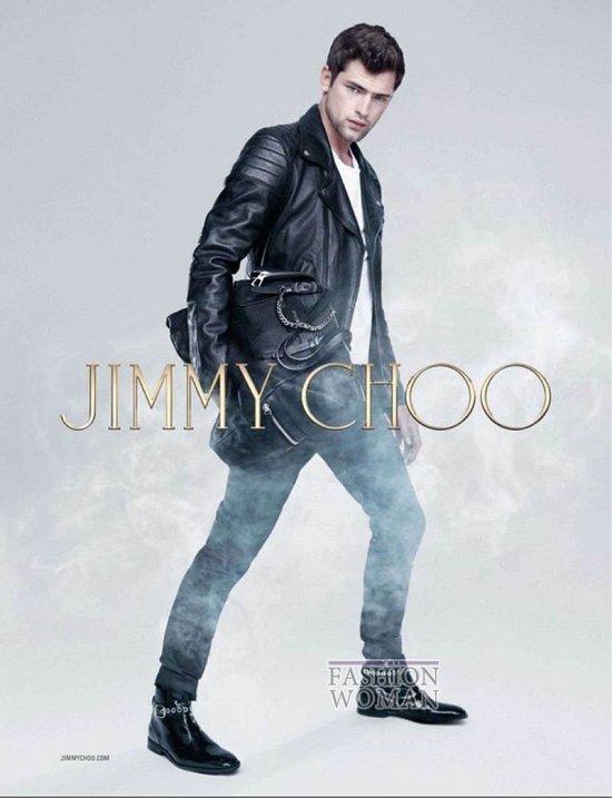 Николь Кидман в рекламной кампании Jimmy Choo Pre-Fall 2014  фото №6