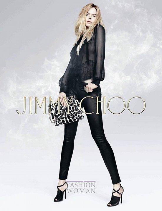 Николь Кидман в рекламной кампании Jimmy Choo Pre-Fall 2014  фото №2