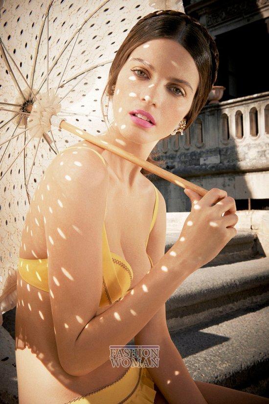 Нижнее белье и купальники La Perla весна-лето 2013 фото №15