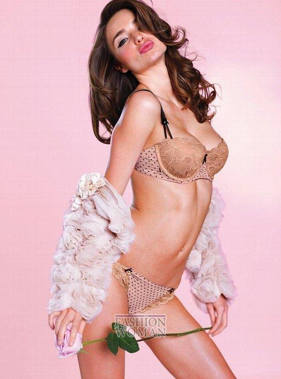 Нижнее белье Victoria's Secret ко Дню Святого Валентина фото №5