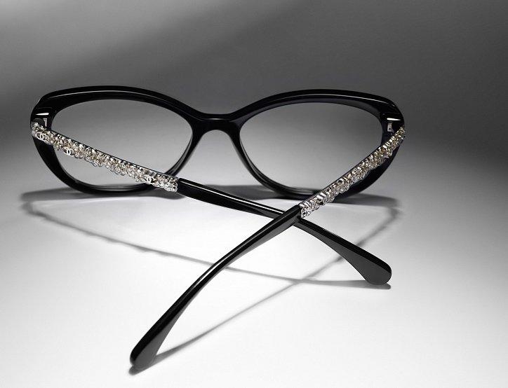 Новая коллекция солнцезащитных очков Chanel Bijou фото №5