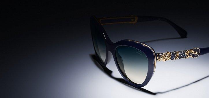 Новая коллекция солнцезащитных очков Chanel Bijou фото №6