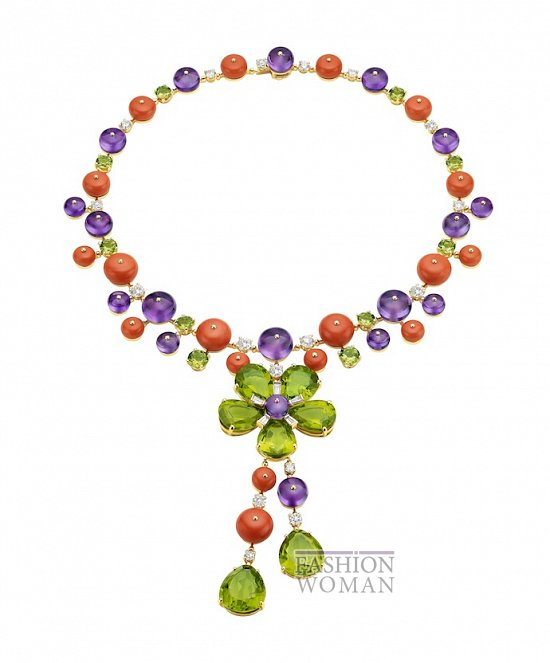 Новая коллекция ювелирных украшений Bulgari