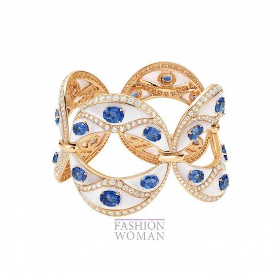Новая коллекция ювелирных украшений Bulgari фото №12
