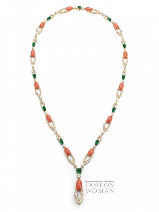 Новая коллекция ювелирных украшений Bulgari фото №6