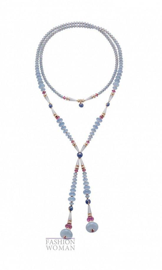 Новая коллекция ювелирных украшений Bulgari фото №7