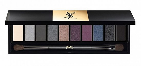 Новая палетка теней YSL Couture Variation Ten-Color Expert Eye Palettes фото №2