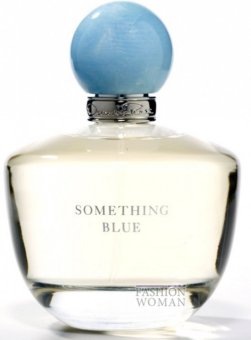 Аромат Something Blue от Oscar de la Renta