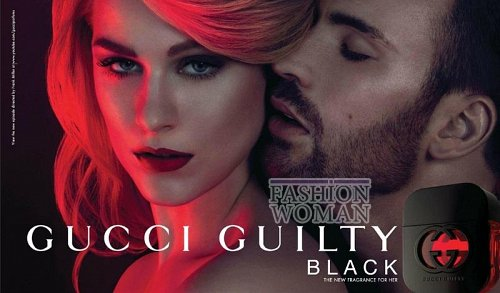Guilty Black Gucci