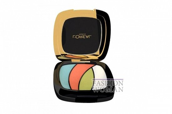 Новые тени Color Riche Quadro от L'Oreal