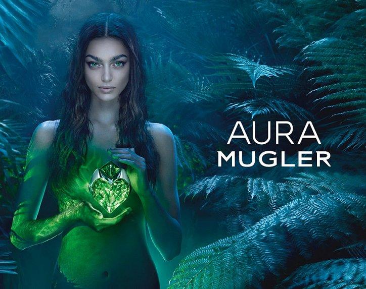 Новый аромат Aura Mugler фото №2