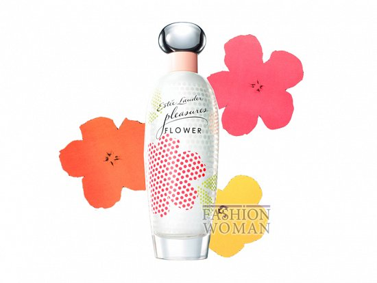 Новый аромат Estee Lauder Pleasures Flower