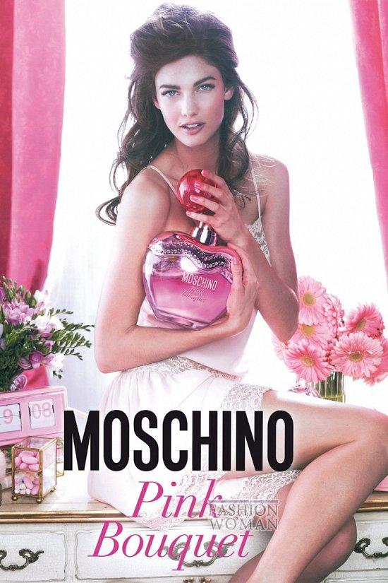 летний аромат от Moschino