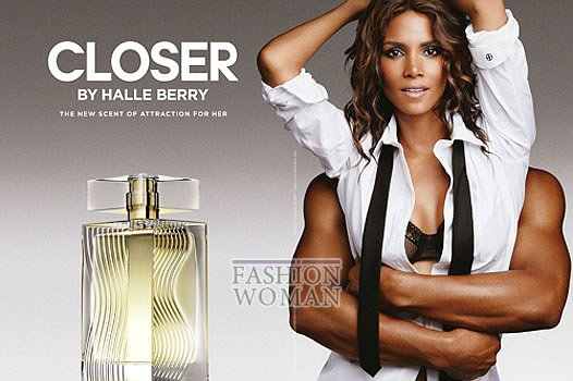 Новый аромат от Холли Берри Closer фото №2