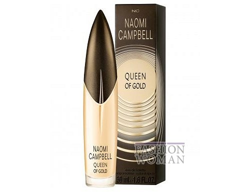 Naomi Campbell Queen of GoldNaomi Campbell Queen of Gold