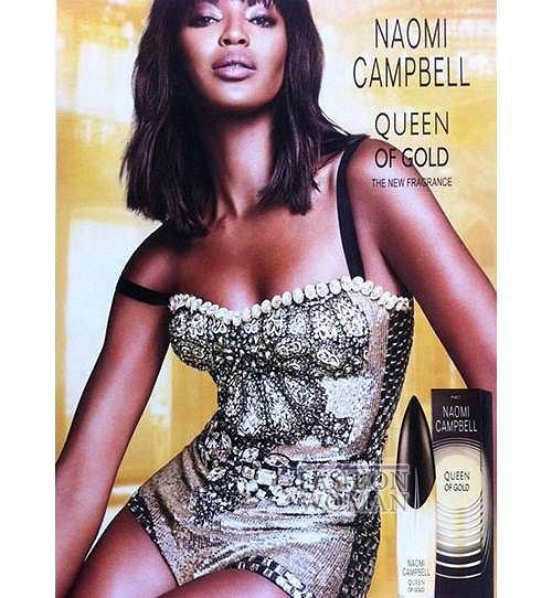 Новый аромат от Naomi Campbell
