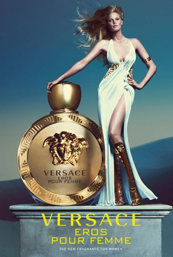 Новый аромат Versace Eros Pour Femme