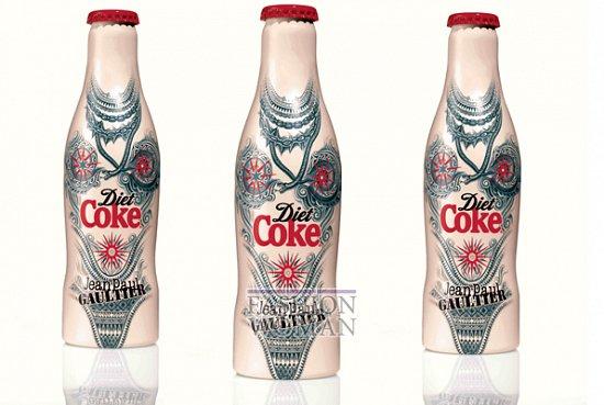 Новый дизайн Diet Coke   фото №1