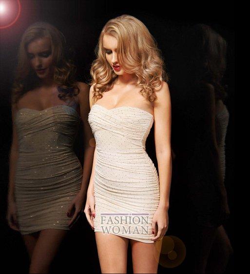 мини-платье