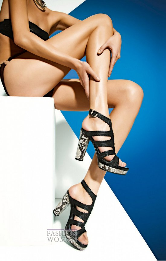 летняя обувь Baldinini