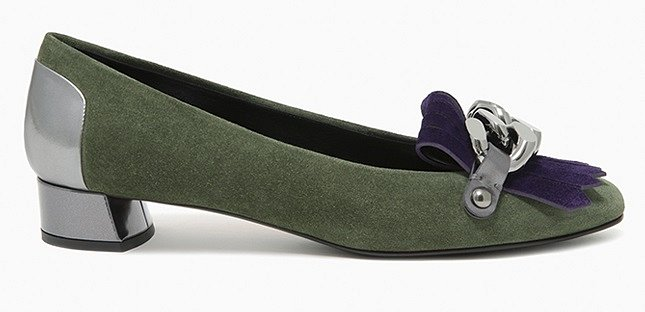 Обувь Casadei осень 2016 фото №22