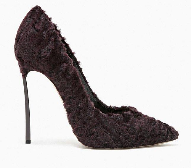 Обувь Casadei осень 2016 фото №24