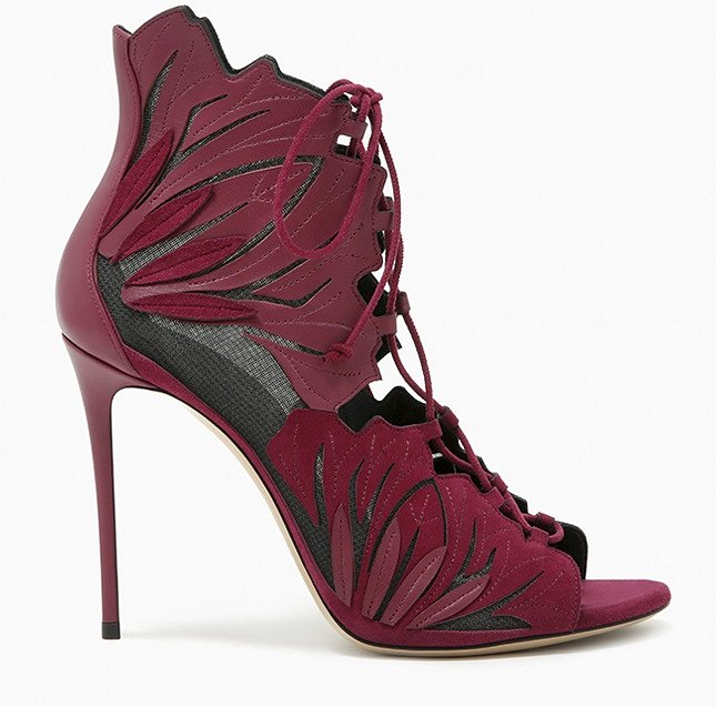 Обувь Casadei осень 2016 фото №19