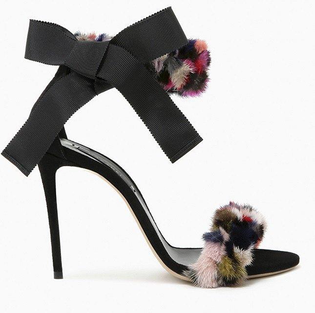 Обувь Casadei осень 2016 фото №21