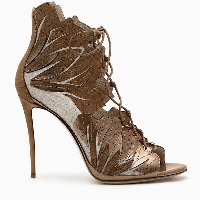 Обувь Casadei осень 2016 фото №18