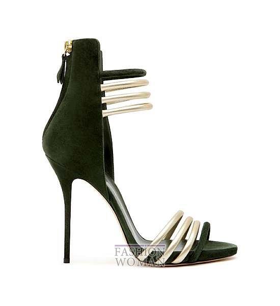 Обувь Casadei осень-зима 2013-2014 фото №15