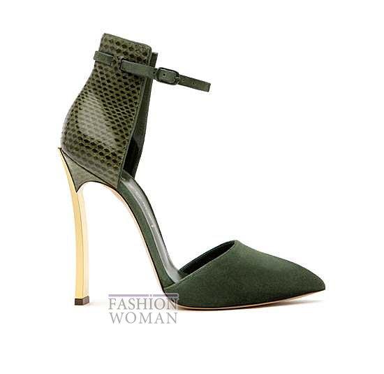 Обувь Casadei осень-зима 2013-2014 фото №18