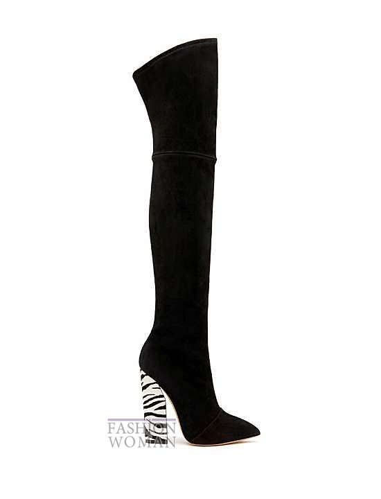 Обувь Casadei осень-зима 2013-2014 фото №3
