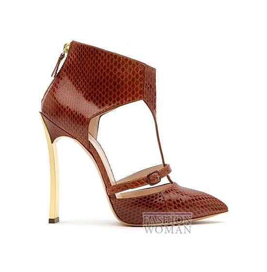 Обувь Casadei осень-зима 2013-2014 фото №21