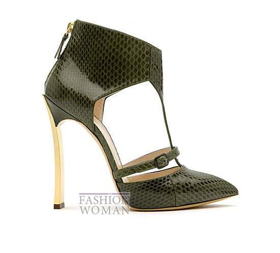 Обувь Casadei осень-зима 2013-2014 фото №22