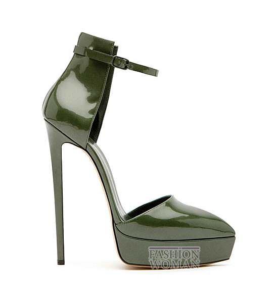 Обувь Casadei осень-зима 2013-2014 фото №8