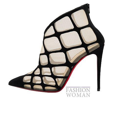 Обувь Christian Louboutin осень-зима 2015-2016 фото №1