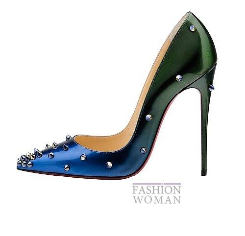 Обувь Christian Louboutin осень-зима 2015-2016 фото №43