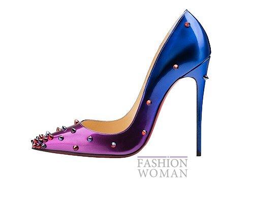 Обувь Christian Louboutin осень-зима 2015-2016