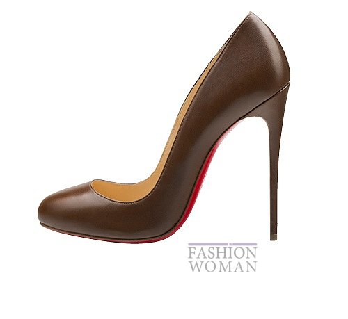 Обувь Christian Louboutin осень-зима 2015-2016 фото №10