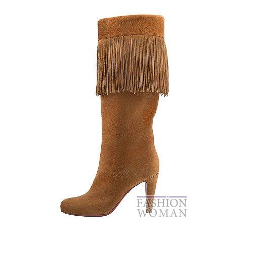 Обувь Christian Louboutin осень-зима 2015-2016 фото №36