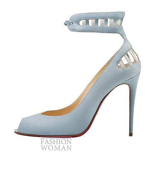 Обувь Christian Louboutin осень-зима 2015-2016 фото №18