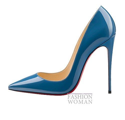 Обувь Christian Louboutin осень-зима 2015-2016 фото №24